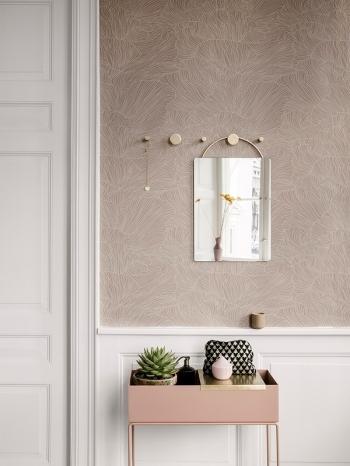 Ferm Living designové tapety Coral