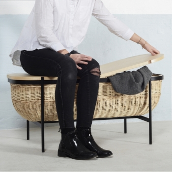 Ok Design designové lavice Willow Bench