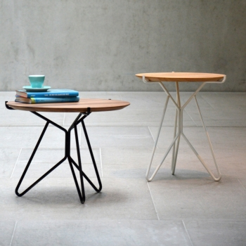 Jan Kurtz designové odkládací Triad Side Table