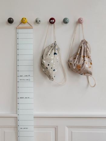 Ferm Living designové dětské věšáky  Hook