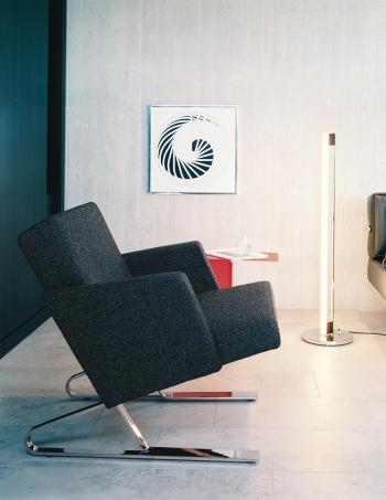 CLASSICON stojací lampy Tube Light