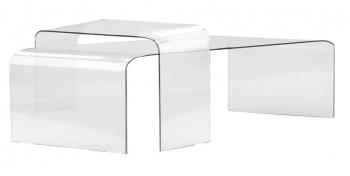 Jan Kurtz designové odkládací stoly Bow