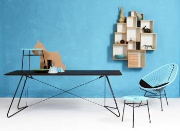 Ok Design designové stoly Oas (200 x 90 cm)