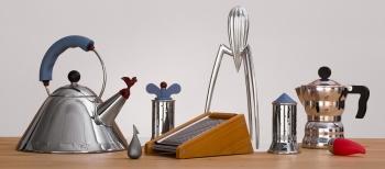 Alessi designové slánky Salt Shaker