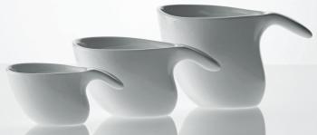 Alessi designové mocha šálky Bettina