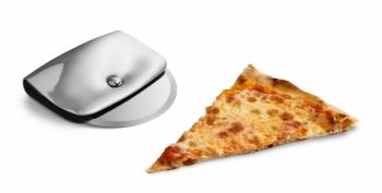 Alessi designové kráječe na pizzu Taio