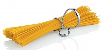 Alessi designové odměrky na špagety Voile