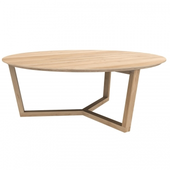 ETHNICRAFT odkládací stoly Tripod Side Table