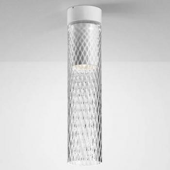 Aquaform designová stropní svítidla Modern Glass Tube E27
