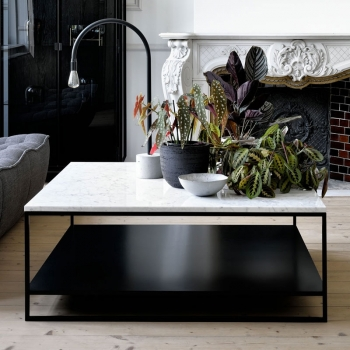 Ethnicraft designové konferenční stoly Stone (120 x 70 cm)
