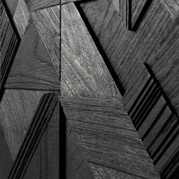 Ethnicraft designové komody Graphic Sideboard - 3 doors