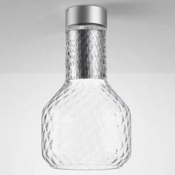 Aquaform designová stropní svítidla Modern Glass Barrel E27