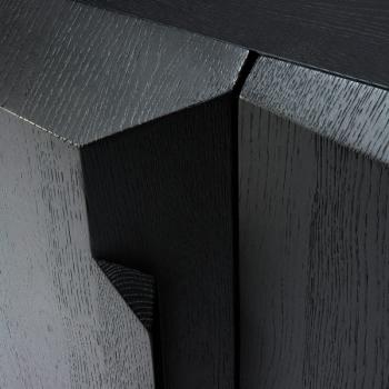 Ethnicraft designové komody Stairs Sideboard - 3 doors