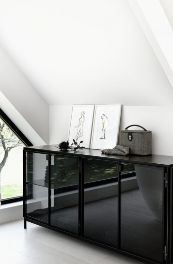 Ethnicraft designové komody Anders Sideboard - 2 doors