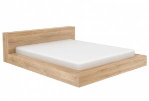 Výprodej Ethnicraft designové postele Madra Bed (pro matraci 180 x 200 cm)