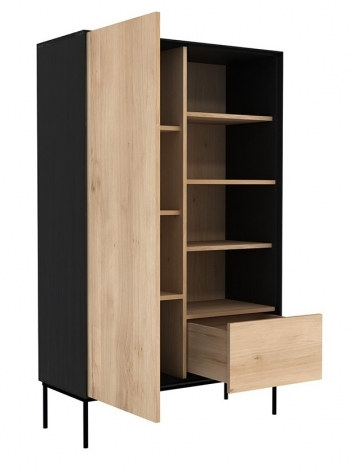 Ethnicraft designové skříně Blackbird Storage