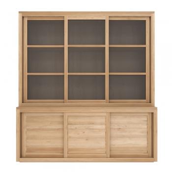 Ethnicraft designové skříně Pure Top - 2 doors