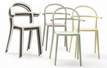 Kartell designové židle Generic C