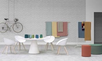 Výprodej Pop up Home designové jídelní stoly Ikon (průměr 109 cm)