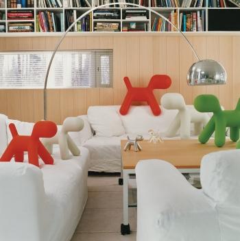 Magis designové Me Too dětské stoličky Puppy Medium