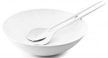 Výprodej Normann Copenhagen designové mísy Krenit Salad Bowl bílá Ø 12.5 cm