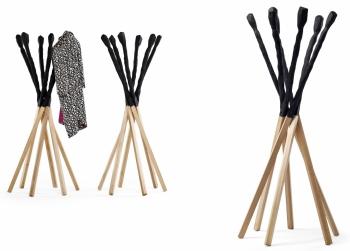 Mogg designové stojanové věšáky Match