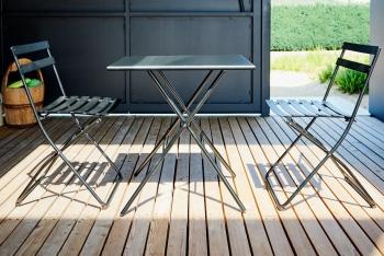 Jan Kurtz designové zahradní stoly Fiam Sirio