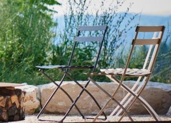 Jan Kurtz designové zahradní židle Fiam Spring