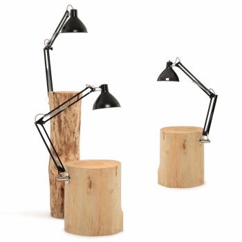 Mogg designové stolní lampy Piantama High