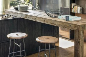 Mogg designové jídelní stoly Zio Tom (šířka 200 cm)