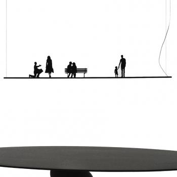 Mogg designová závěsná svítidla Phil