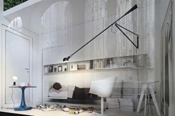Flos designová nástěnná svítidla 265