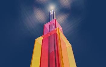Foscarini designové stojací lampy UpTown