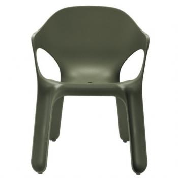 Výprodej Magis designové zahradní židle Easy Chair (světle modrá)