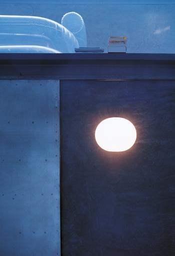 Výprodej Flos designová nástěnná svítidla Glo-ball W1