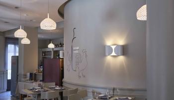 Flos designová nástěnná svítidla Foglio