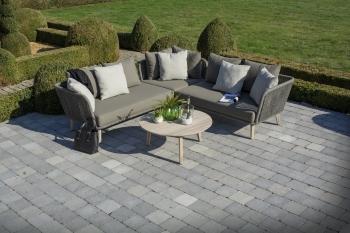 4Seasons Outdoor designové zahradní sedačky Santander Sofa