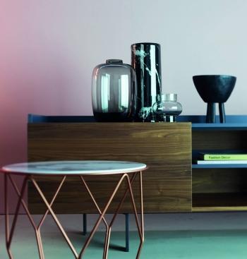 Bonaldo designové odkládací stolky Arbor Side Table
