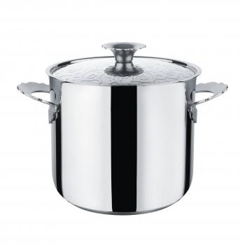 Alessi designové hrnce na polévku Dressed (objem 500 cl)