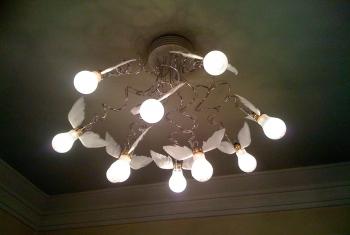 Ingo Maurer designová stropní svítidla Birdie's Nest