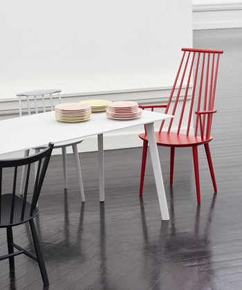 Hay designové jídelní židle J110