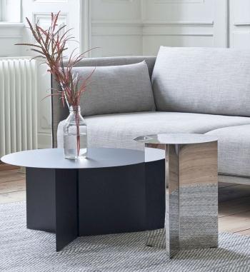 Hay designové konferenční stoly Slit Table Round