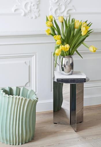 Hay designové odkládací stolky Slit High Table