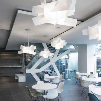 Výprodej Foscarini designová závěsná svítidla Big Bang LED