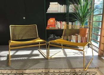 Hay designová křesla Hee Lounge
