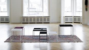 Hay designové odkládací stolky Tray Table (30 x 30 cm)