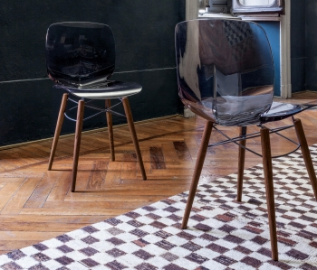 Výprodej Bonaldo designové židle Loto W