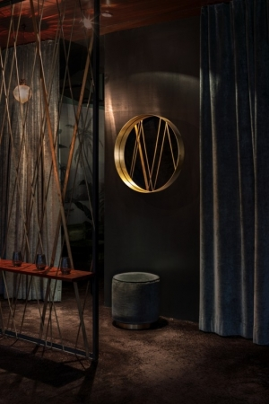 Classicon designová zrcadla Cypris Mirror Round