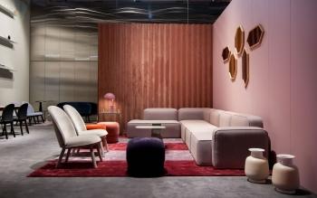 Normann Copenhagen designové koberce Pavilion Carpet (80 x 240 cm)