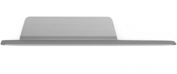 Normann Copenhagen designové police Jet Shelf (80 cm)